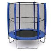 Trampolines with Enclosures