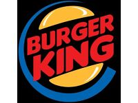 Burger King - Restaurant Manager