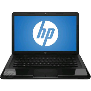 HP 2000 4GB RAM 500GB laptop laptop works perfectly in good con