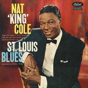 Nat King Cole St Louis Blues 180g vinyl LP NEW sealed