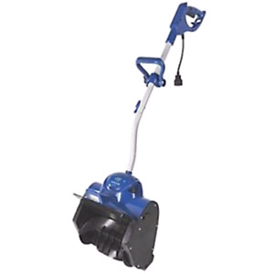 "Snow Joe electric 11"" (10amp) snowblower with led light bar"