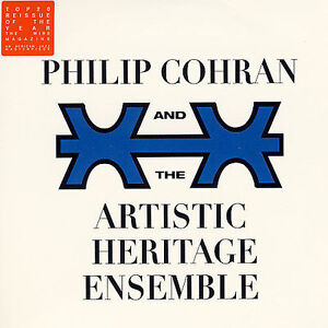 NEW Philip Cochran and the Artistic Heritage Ensemble (Audio CD)