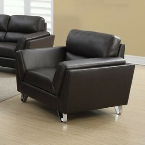 NEW Bonded Leather chair sofa couch