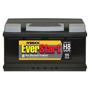 New everstart Maxx H8 car battery for sale