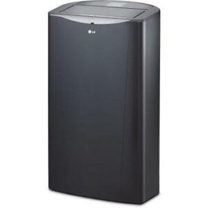 LG 12000 BTU PORTABLE AIR CONDITIONER$169.99(UNIT ONLY) OR $219.99(UNIT+PIPE+REMOTE) NO TAX