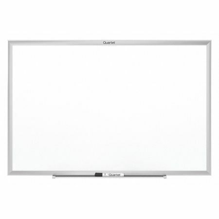 "QUARTET SM537 48""x72"" Magnetic Steel Whiteboard, Gloss"