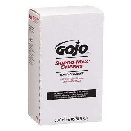 GOJO 7282-04 2000ml Liquid Hand Cleaner Dispenser Refill
