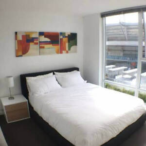 Furnished 1 bed bath+hydro+internet+cable