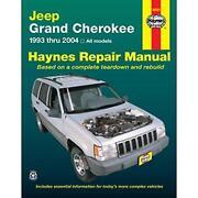 Jeep Grand Cherokee Repair Manual