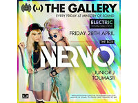 The Gallery: NERVO