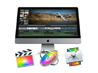 Final Cut Pro X 10.3.4 or Logic Pro X 10.4.1 for Macbook / Imac