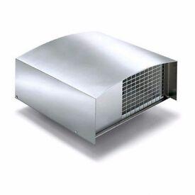 Best HOOD-BE-AC-EX-MO stainless steel remote external hood motor (EMD 950)