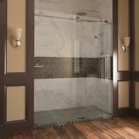 Porte de douche/Sliding Shower Door DreamLine Enigma-X 56-60x72