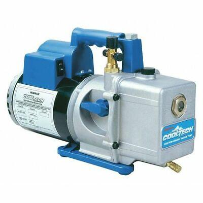 Robinair 15600 Pump12 Hp35 Microns End Vac.