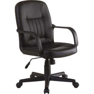 Executive Leather Chair Bligh Park Hawkesbury Area Preview