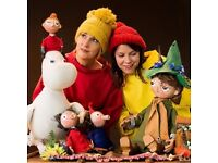 MISCHIEF AND MYSTERY IN MOOMINVALLEY ON FRIDAY DECEMBER 22