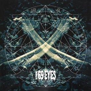 The 69 Eyes-X CD with DVD NEW