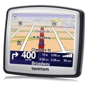 "TomTom ONE 130S Portable GPS w/ 3.5"" Screen & Spoken Street Name"