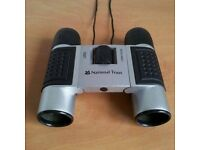 National Trust Binoculars 8x21 126m 1000m