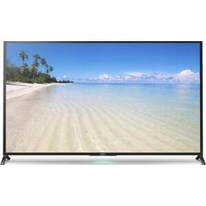 """TÉLÉVISION INTELLIGENTE SONY H-D 3-D LED DE 72 """" (100% garantie)"""