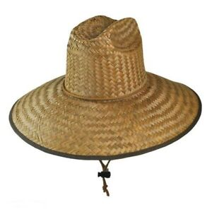 LOST STRAW HAT - please contact