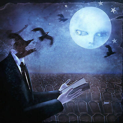 CD THE AGONIST LULLABIES FOR THE DORMANT MIND BRAND NEW SEALED