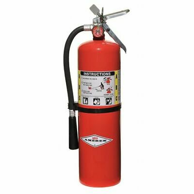 Amerex B456 Fire Extinguisher 4a80bc Dry Chemical 10 Lb