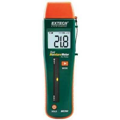 Extech Mo260 Pinpinless Moisture Meter