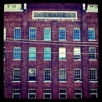 Crosstown Loft - Beatty Street, The Crane Building - $2,300
