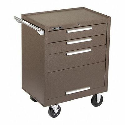 Kennedy 273xb 27w Tool Cabinet 3 Drawers Brown 18d X 35h