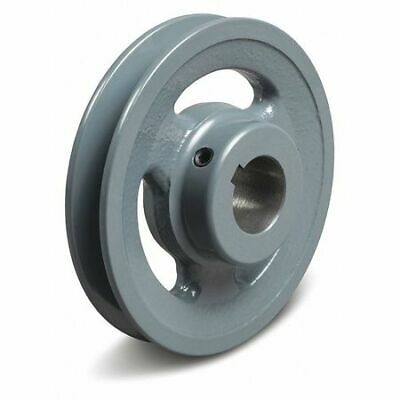 Tb Woods Bk52118 1-18 Fixed Bore 1 Groove Standard V-belt Pulley 4.95 In Od