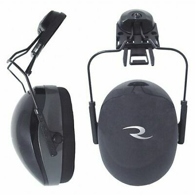 Radians Cmt-26 Hard Hat Mounted Ear Muffs 26 Db Black