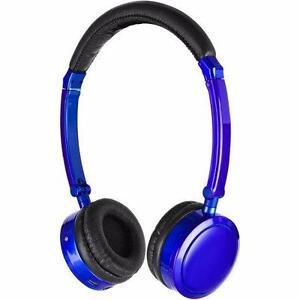BlackWeb Dynamix Kids Bluetooth Stereo Headphones