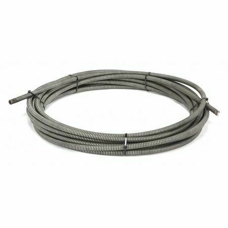 RIDGID 92470 Drain Cleaning Cable,5/8 In. x 75  ft.