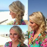 Makeup and Hair For Your Special Day