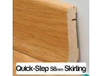 Skirting- Oak clearance only £2.00 length