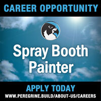 Experienced Spray Booth Painter