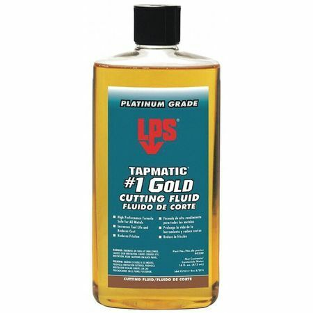 Lps 40320 Cutting Oil,16 Oz,Squeeze Bottle
