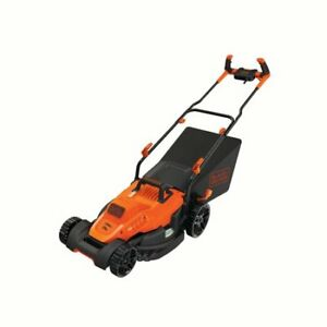 "BLACK+DECKER BEMW482BH 12AMP 17"" ELECTRIC MOWER"