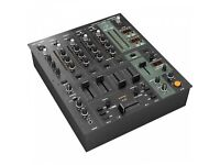 Behringer DJX900 USB DJ 4 Channel Mixer - Fantastic Condition
