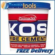 Black Fire Cement