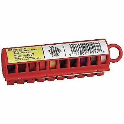 3m Std-cx Wire Marker Tape Dispenserpk10