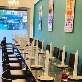 Running Restaurant for Sale or management