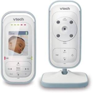 Baby Video Monitor with Night Vision Full Color Video and Audio Monitor Automatic Night Vision