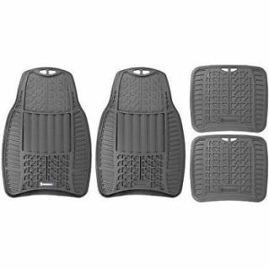Michelin 4 pc All Weather Car Floor Mats set - Beige BRAND NEW