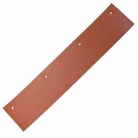 "Kraft Tool Gg814-02 Kraft Tool Red 12-1/4"" Squeegee Blade"