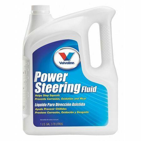 Valvoline 799222 Power Steering Fluid, 1 Gal, Amber