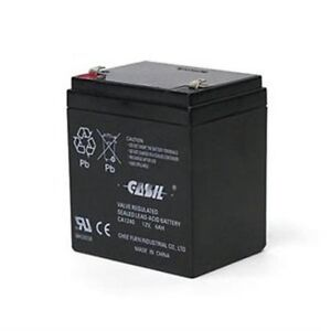 WANTED- BATTERY FOR HOME ALARM 12V 4AH .