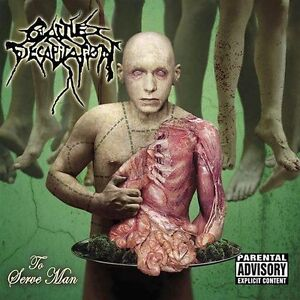 To Serve Man by Cattle Decapitation (CD, Jul-2002, Metal Blade)