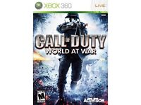 World at War for Xbox One / Xbox360
